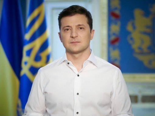 """Зеленский заявил, что Украина делает все для возвращения Крыма и защиты прав """"обиженных"""""""