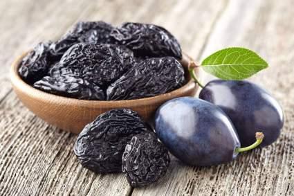 Диетолог Калмурзина рассказала о полезных свойствах чернослива