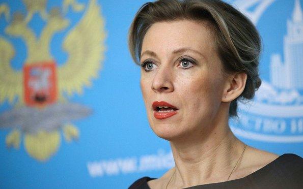 Представитель МИД РФ Захарова заявила, что страны ЕС пытаются устроить «вакцинную войну» против России