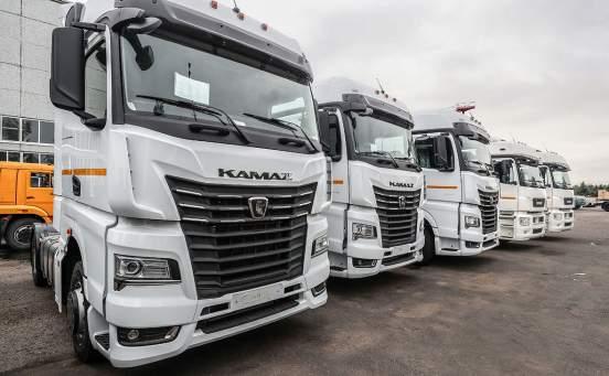 КАМАЗ увеличивает производительность по сборке автомобилей