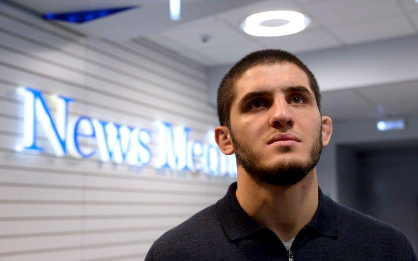 Ислам Махачев: «Когда-нибудь в старости я дойду до пояса UFC с победной серией из 20 боев»