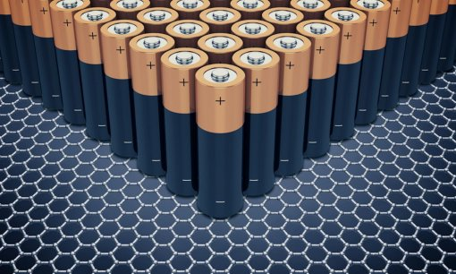 Учёные создали аккумуляторы нового поколения из алюминия и графена