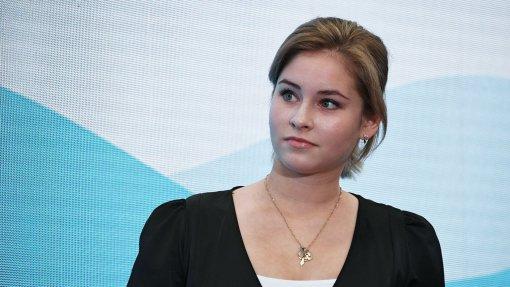 В академии «Ангелы Плющенко» показали тренировочный процесс группы Юлии Липницкой