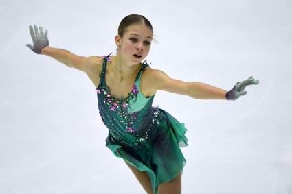 Леонова заявила о равных шансах попадания Трусовой на ОИ в команде Тутберидзе и Плющенко