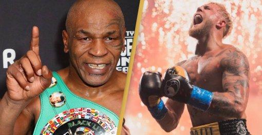 Майк Тайсон мечтает увидеть бой между Джейком Полом и чемпионом UFC Усманом