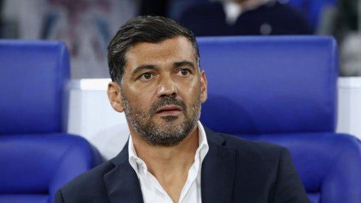 «Зенит» не подтвердил заинтересованность к тренеру «Порту» Консейсау
