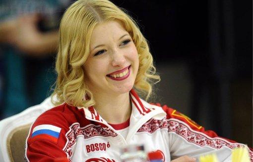 Фигуристка Боброва рассказала, что из-за первого поражения залила слезами весь «Мегаспорт»