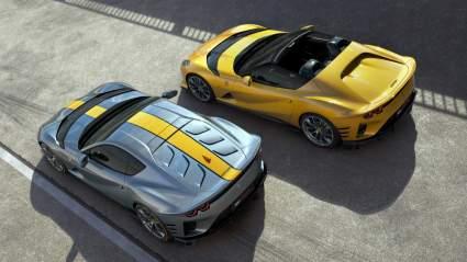 Ferrari представила купе и кабриолет 812 Superfast с мощнейшим мотором V12 в своей истории
