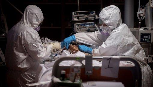 Первые случаи заражения мукормикозом из-за коронавируса обнаружили в России