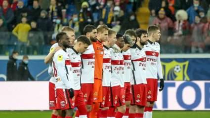 «Спартак» разместился на 2 месте в РПЛ, выиграв матч с ФК «Арсенал»