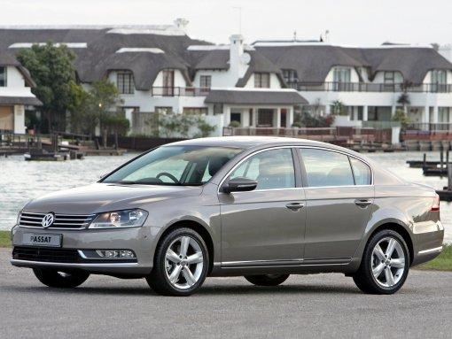 Названы проблемные места Volkswagen Passat B7 2010–2014 года