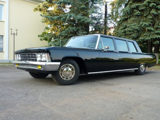 В Москве продается легендарный советский лимузин для первых лиц страны ЗИЛ-117 за 19 млн. рублей