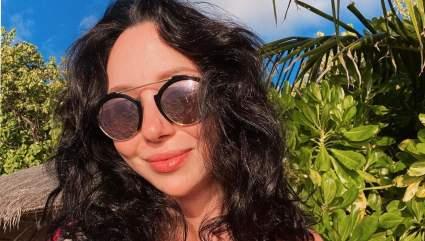Фигуристка Елизавета Туктамышева отдыхает на Мальдивах