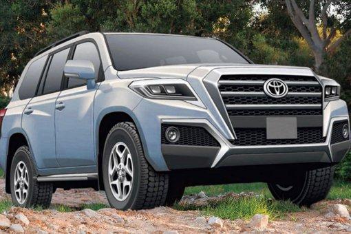 Toyota представила комплектации нового внедорожника Land Cruiser 300