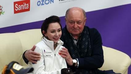 Тренер Мишин рассказал, при каких обстоятельствах познакомился с Туктамышевой