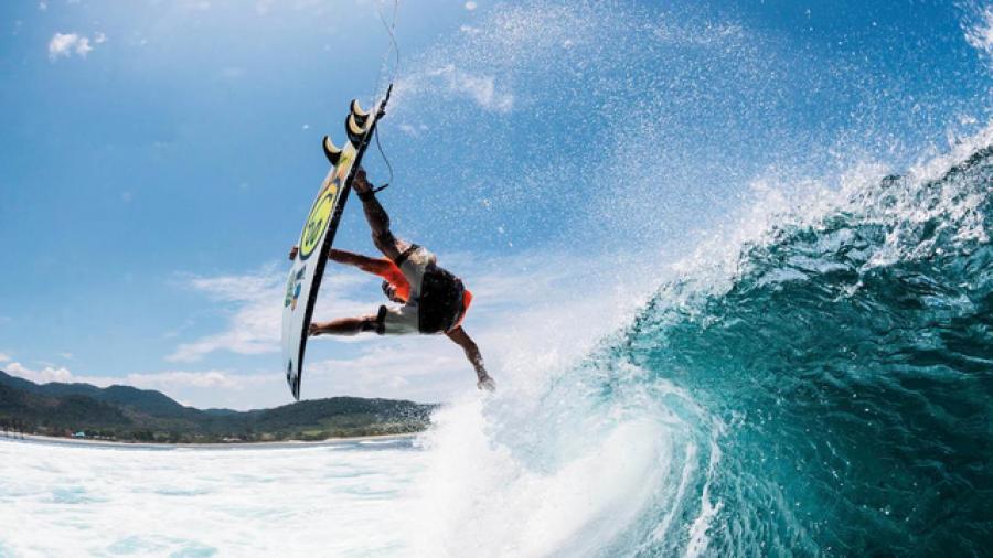 Сёрфинг — новый вид спорта на Олимпийских играх-2020