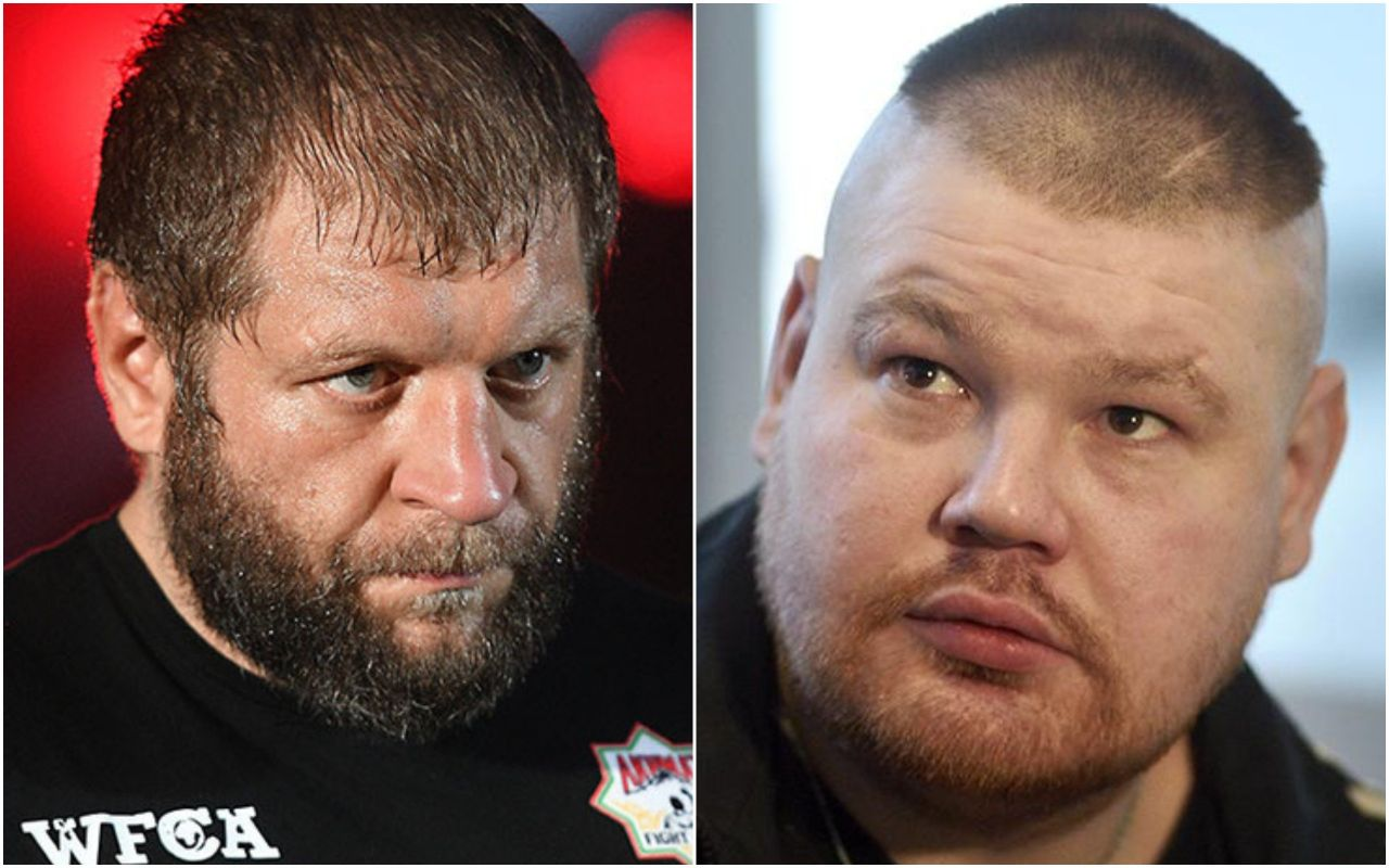 Вячеслав Дацик планирует выйти на ринг с Александром Емельяненко