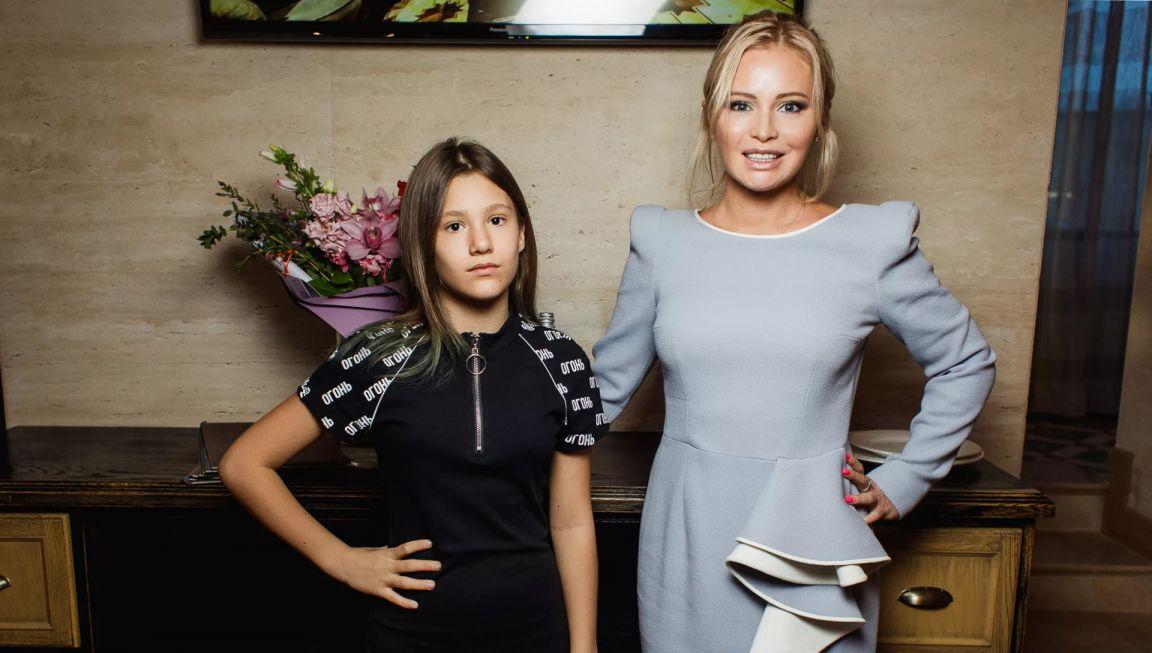 Дана Борисова не знает, кто отец ее дочери