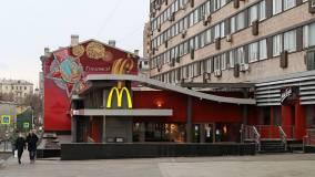 McDonald's в Москве введет систему входа по QR-коду
