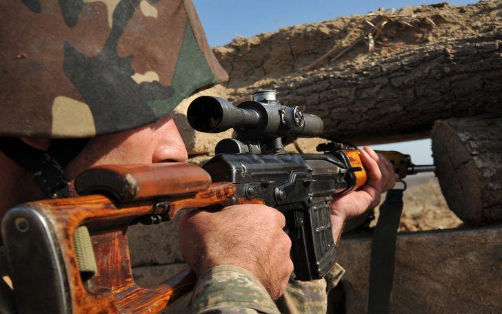 Иранский снайпер рассматривал президента Азербайджана на границе в прицел