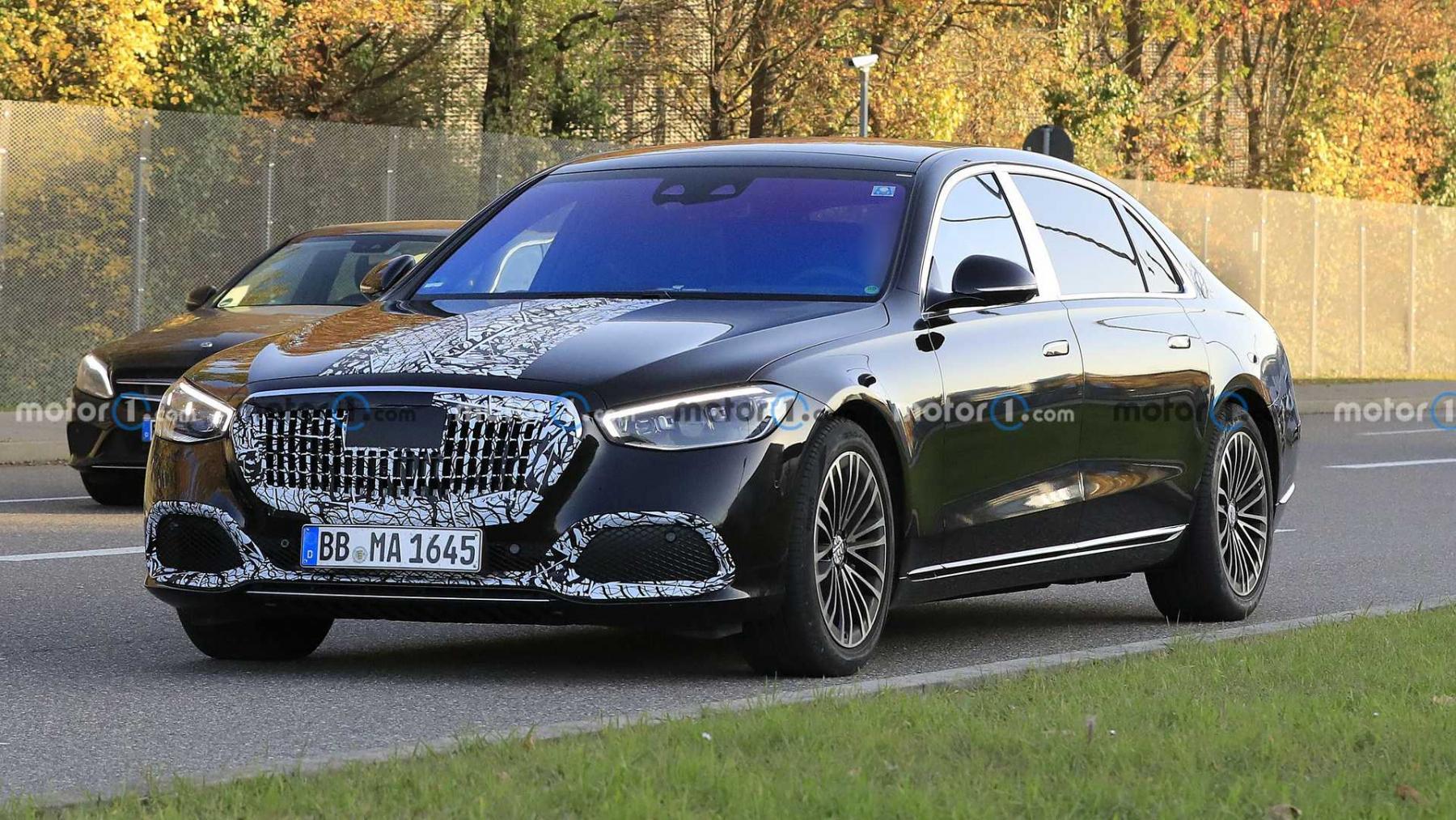 Новый представитель Mercedes-Maybach, autopeople.ru