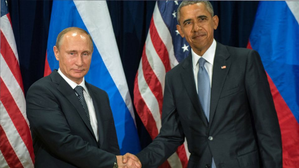 Путин оказался героем мемуаров бывшего президента США