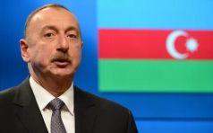 Алиев назвал историческим соглашение по Нагорному Карабаху