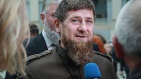 В Кремле отказались комментировать спор Кадырова и Жириновского