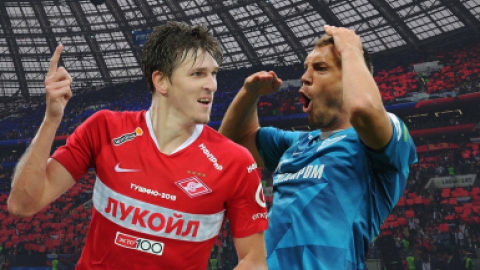 Соболев заявил, что считает себя техничнее Дзюбы