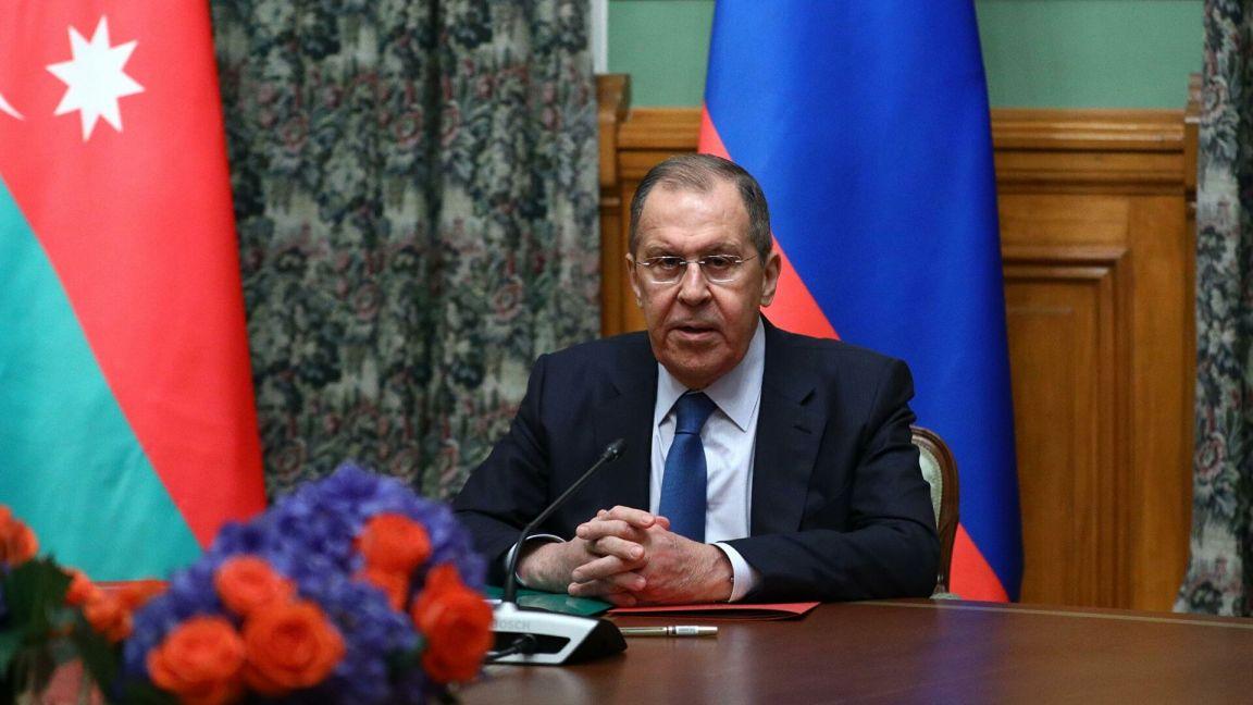 Лавров исключил нахождение турецких наблюдателей на территории Карабаха