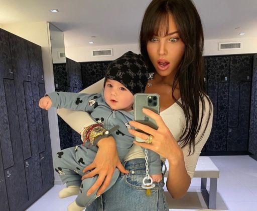 Анастасия Решетова призналась, что не хочет отпускать сына на отдых с Тимати