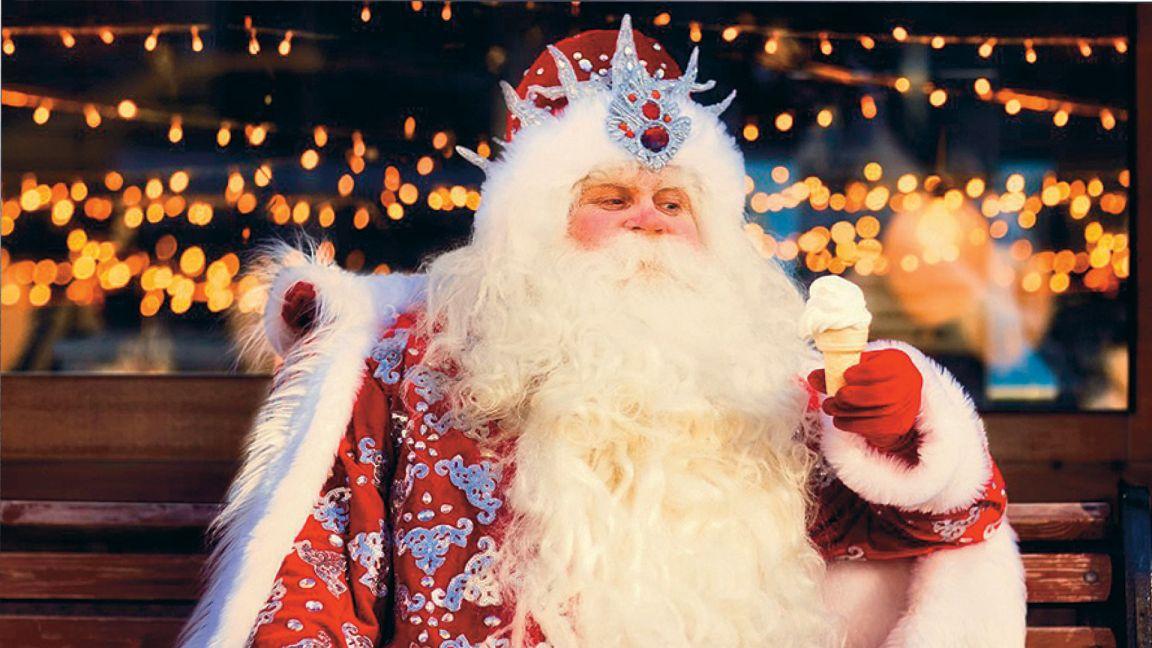 В день рождения Деда Мороза в Липецке заработала новогодняя почта