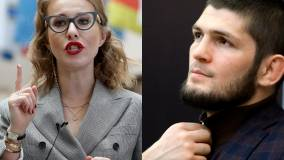 Ксения Собчак считает, что Нурмагомедов спровоцировал исламистов на теракты
