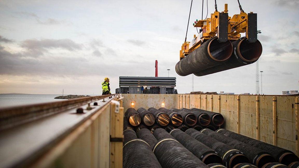 """Бундестаг отклонил инициативу о поддержке """"Северного потока-2"""""""