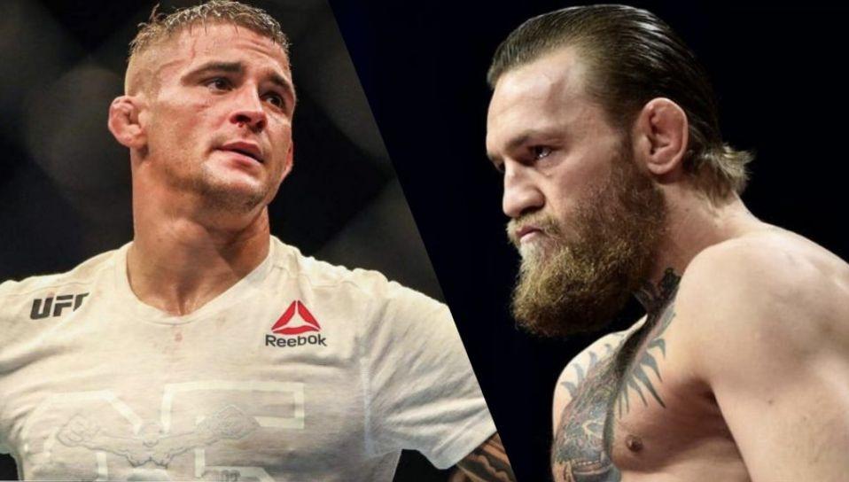 UFC официально назначил бой между Макгрегором и Порье