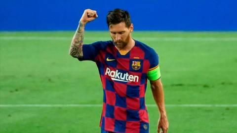 Месси по-прежнему намерен уйти из «Барселоны», несмотря на отставку Бартомеу