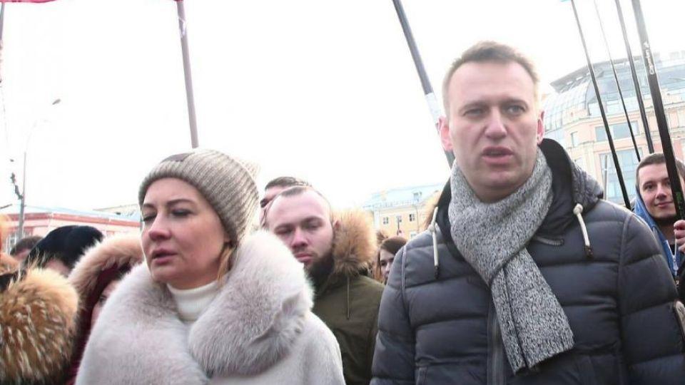 Власти Германии заблокировали сайт издания Abendlich Hamburg из-за статьи о Навальном