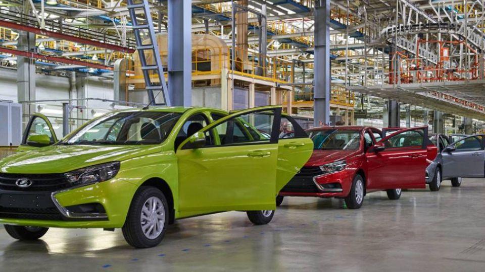 АвтоВАЗ в 2021 году выпустит четыре новые модели Lada