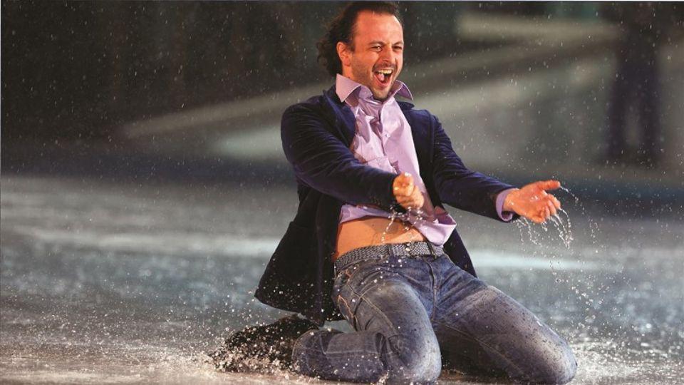 Вчера: Авербух раскрыл гонорары участников шоу «Ледниковый период»