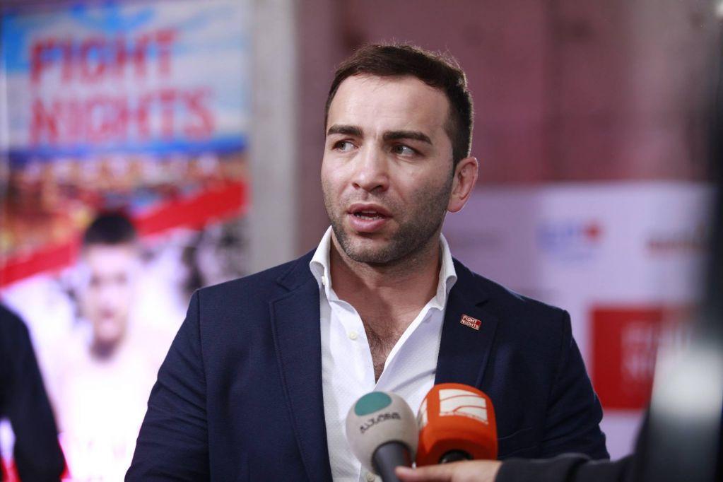 Гаджиев опроверг информацию о своей драке с Яндиевым