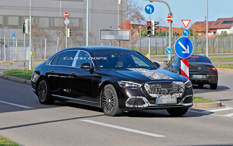 Новый представитель Mercedes-Maybach, autonews.ru