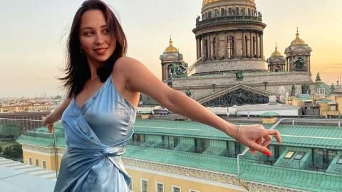 Туктамышева рассказала, мешает ли ей грудь во время прокатов