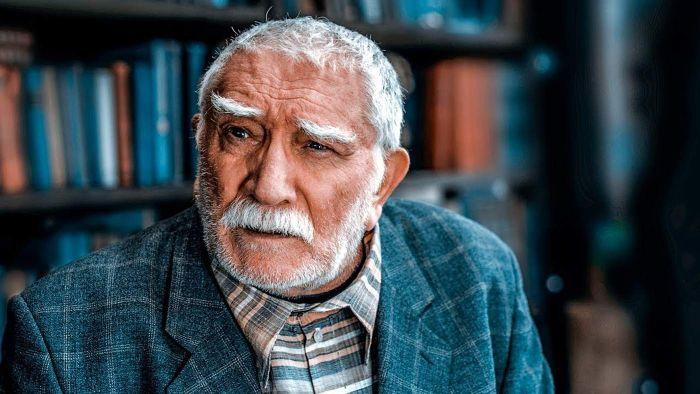 Приемный сын Джигарханяна опубликовал последнюю фотографию актера