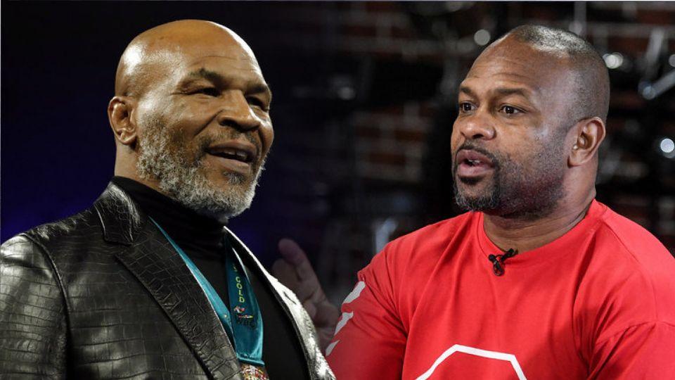 «РЕН ТВ» в прямом эфире покажет боксерский бой Майка Тайсона и Роя Джонса
