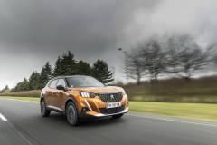 Peugeot планирует до конца года привезти в Россию новый кроссовер Peugeot 2008