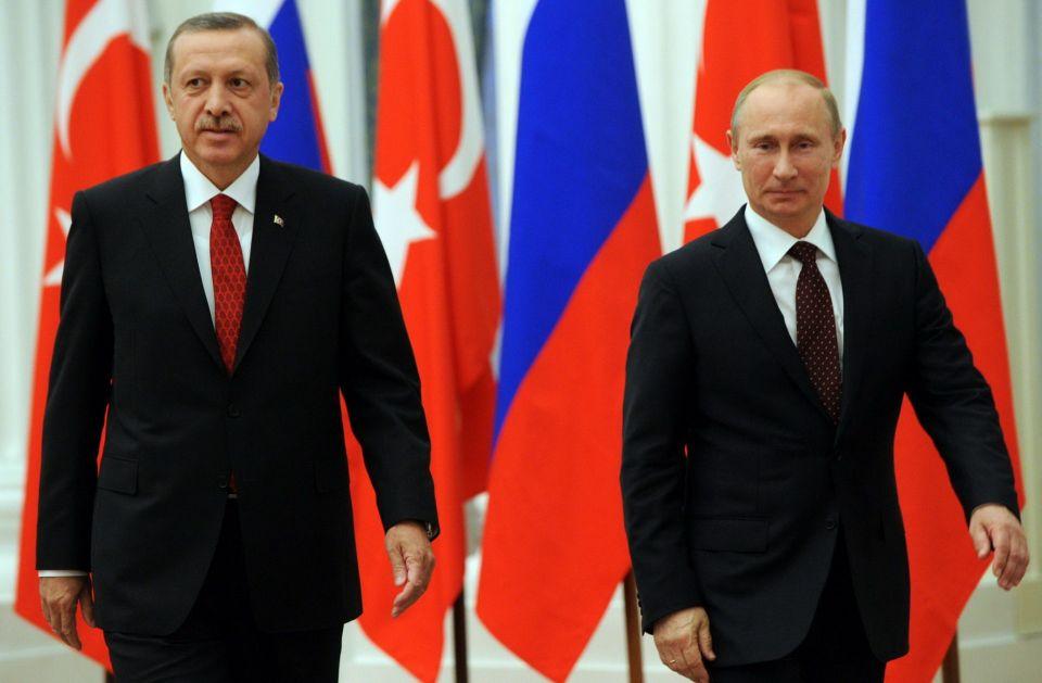 CNN: Эрдоган предложил Путину создать рабочую группу по Карабаху