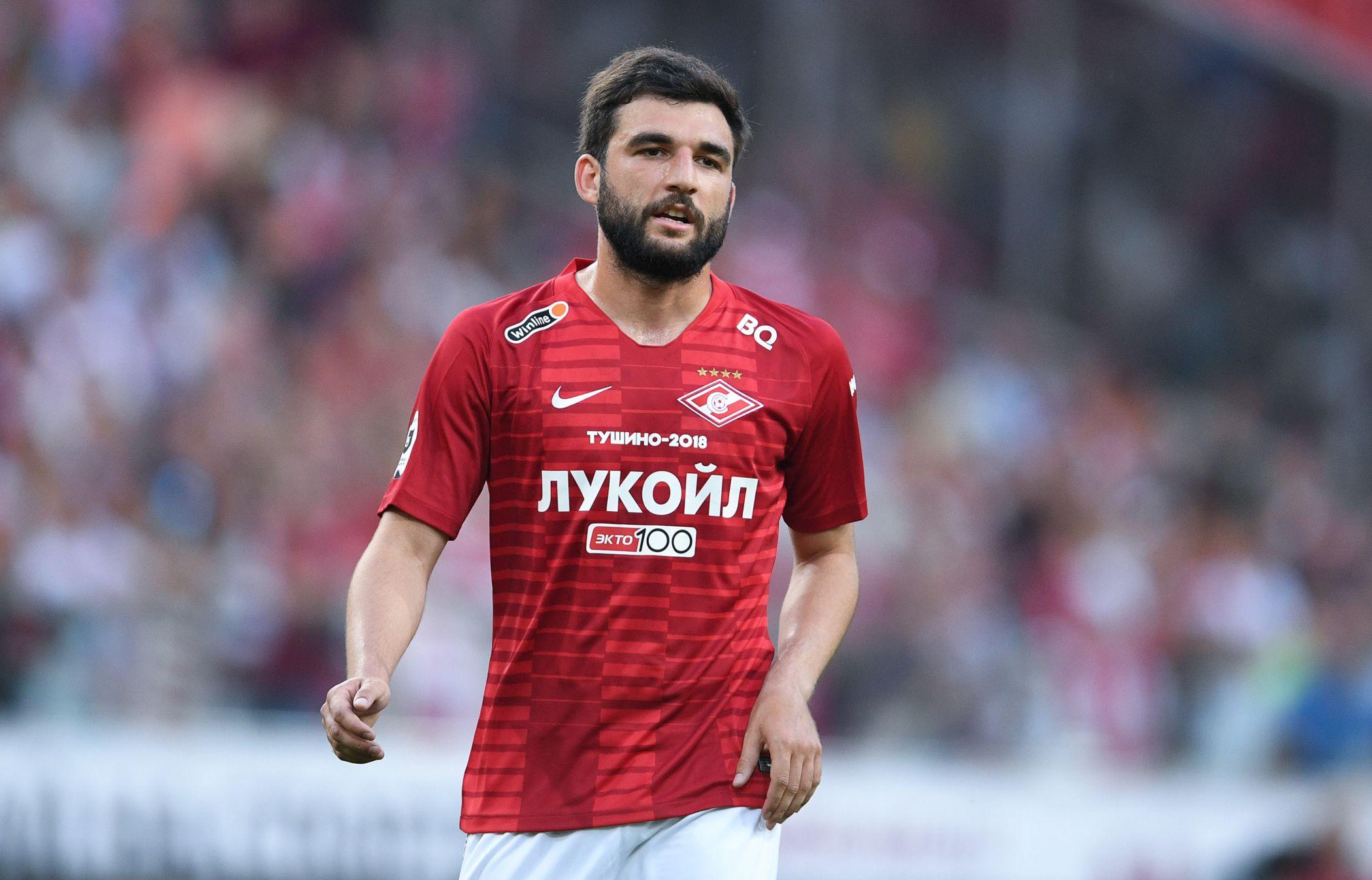 Боярский заявил, что Джикия не должен быть капитаном сборной России