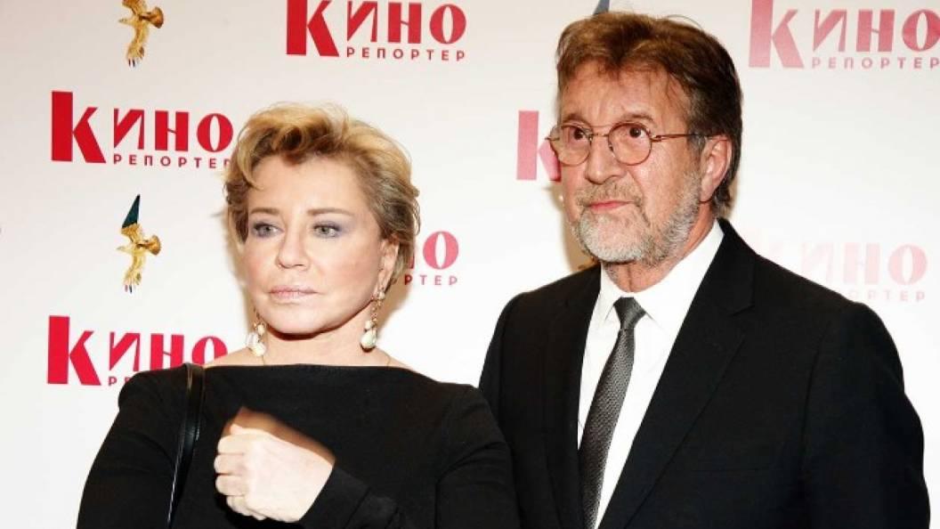 Супруга Леонида Ярмольника госпитализирована с двусторонней пневмонией