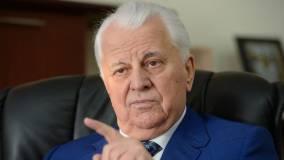 """Кравчук уверен в наличии у Зеленского плана """"Б"""" по Донбассу"""