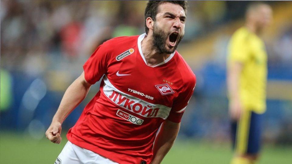 Сборная России проиграла Сербии со счётом 5:0 в матче Лиги наций